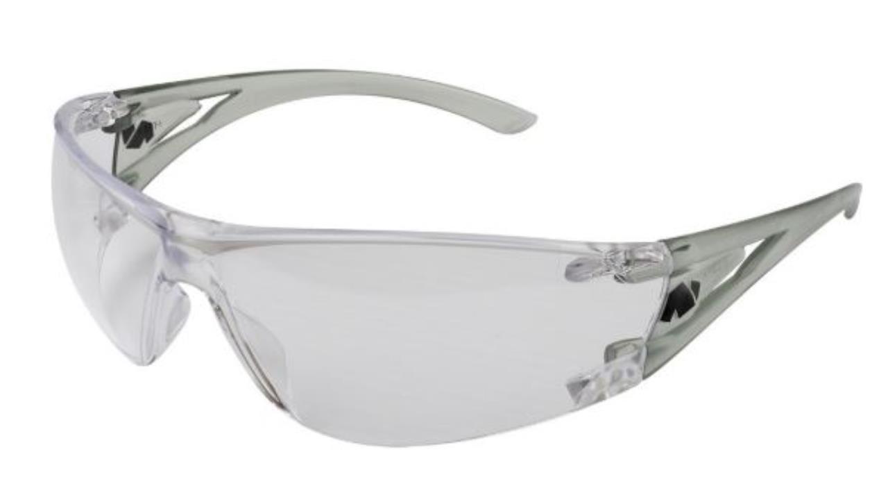 NOTCH CLEAR ANTI-FOG SAFETY GLASSES