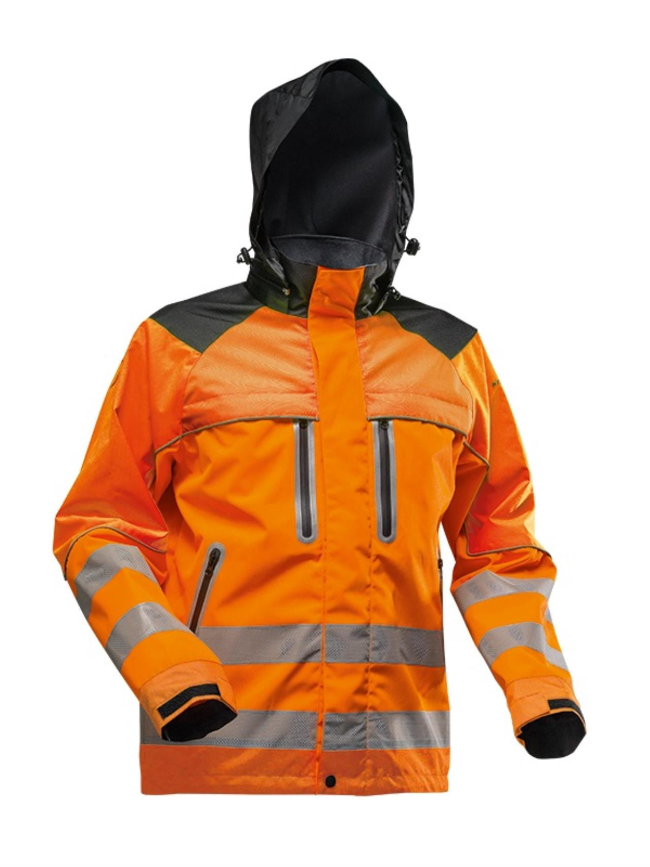 ATLAS SYMPATEX RAIN JACKET EN20471