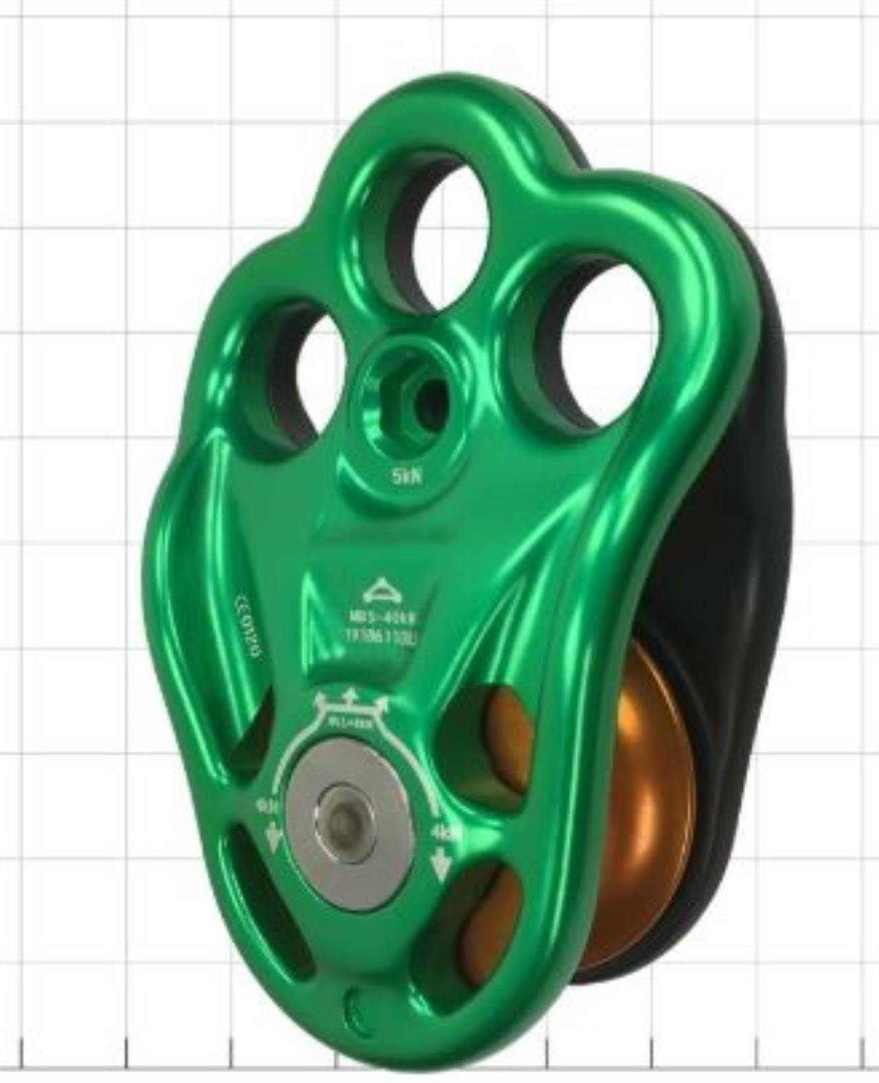 RIGGER PULLEY DMM