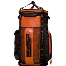COBRA 65 LARGE ROPE BAG ORANGE 65L