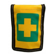 BLOOD STOPPER POUCH YELLOW/GREEN