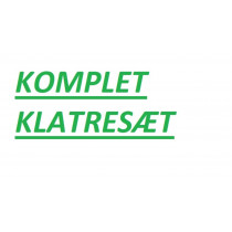 KOMPLET DELUXE KLATRESÆT