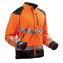VENTILATION JACKET EN20471 ORANGE