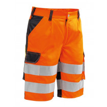 CANVAS SHORTS ORANGE