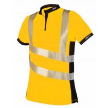 X25 VENTOUT Hi-Viz ShortSleeve Yellow