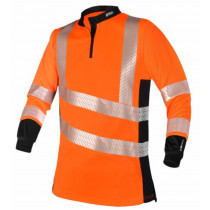 X25 VENTOUT Hi-Viz LongSleeve Orange