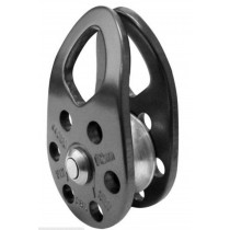 ISC SMALL SWING CHEEK PULLEY BLACK